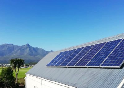 Another Kingswood solar installation