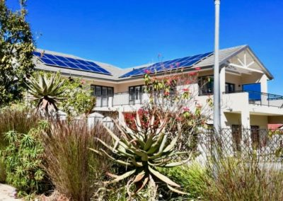 Solar power system installation George